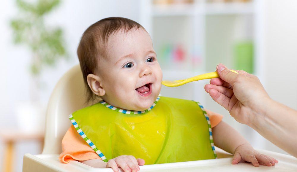 Thực đơn ăn dặm cho bé 6 7 tháng đầy đủ dinh dưỡng giúp bé tăng cân nhanh