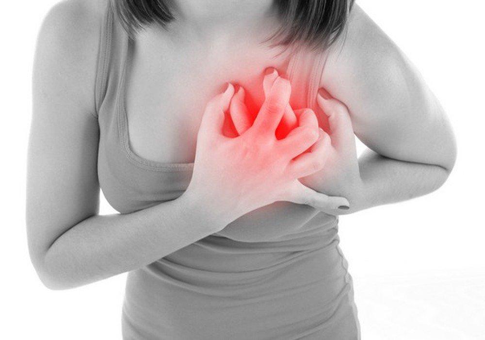Thay đổi vùng ngực – Dấu hiệu mang thai
